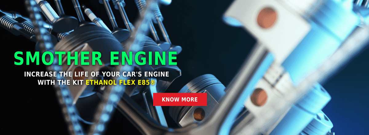 Smother running engine